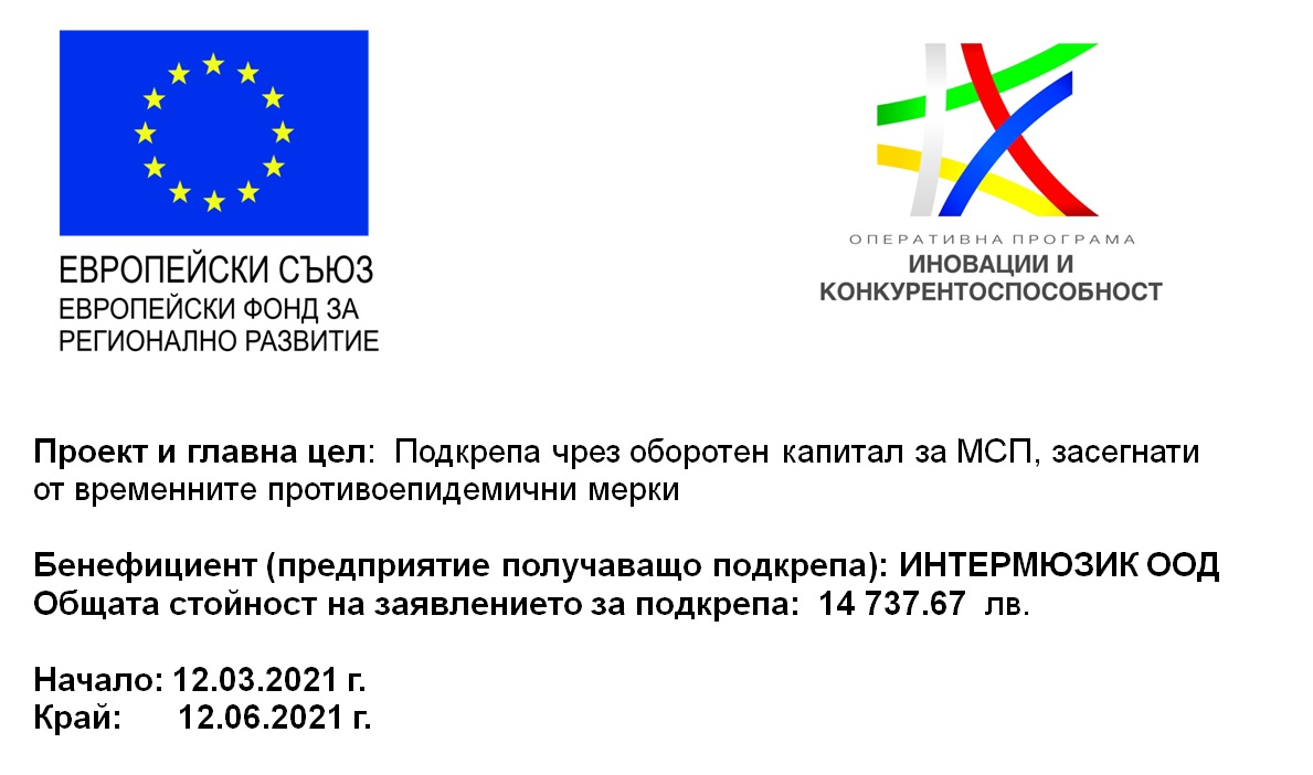Working capital support for small and medium-sized enterprises  affected by temporary anti-epidemic measures